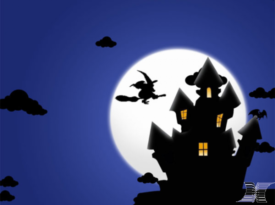 Picture of Halloween Night Desktop for Windows 7 from 550x410