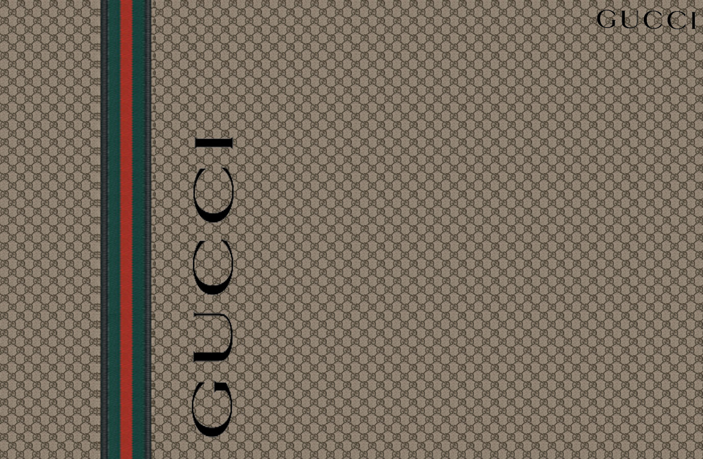 Gucci Pattern Cake Ideas and Designs 1377x900