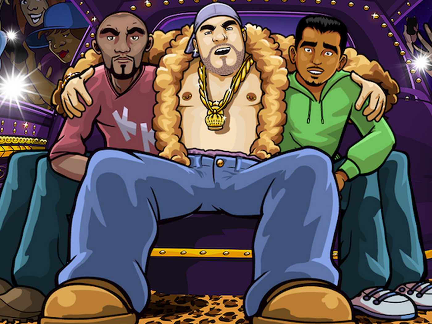 FX comedy Chozen to debut early on Xbox One   The Verge 1400x1050