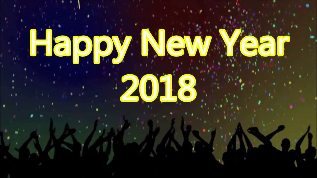 [100 ] Download Happy New Year Images 2018 New year 1280x720