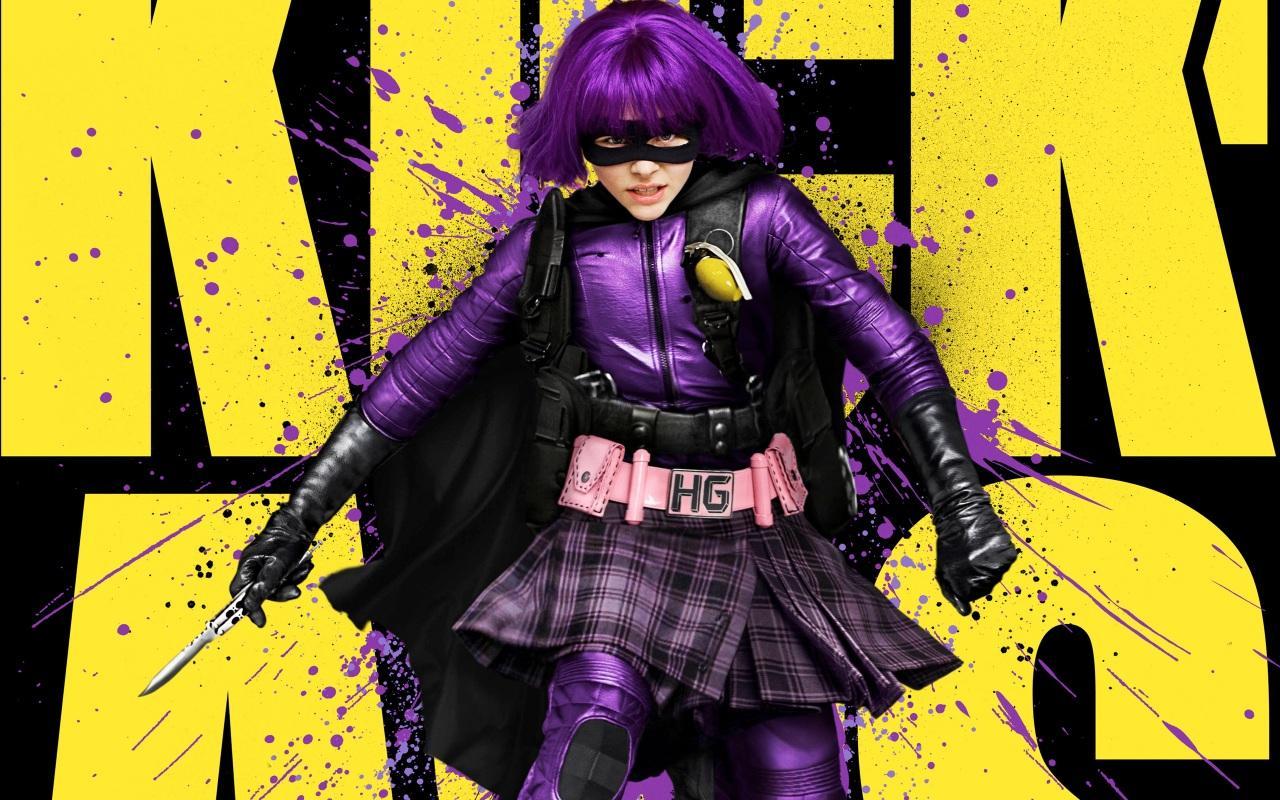 Kick Ass Movie Wallpapers Kick Ass Photo Shared By Sallyanne Fans 1280x800