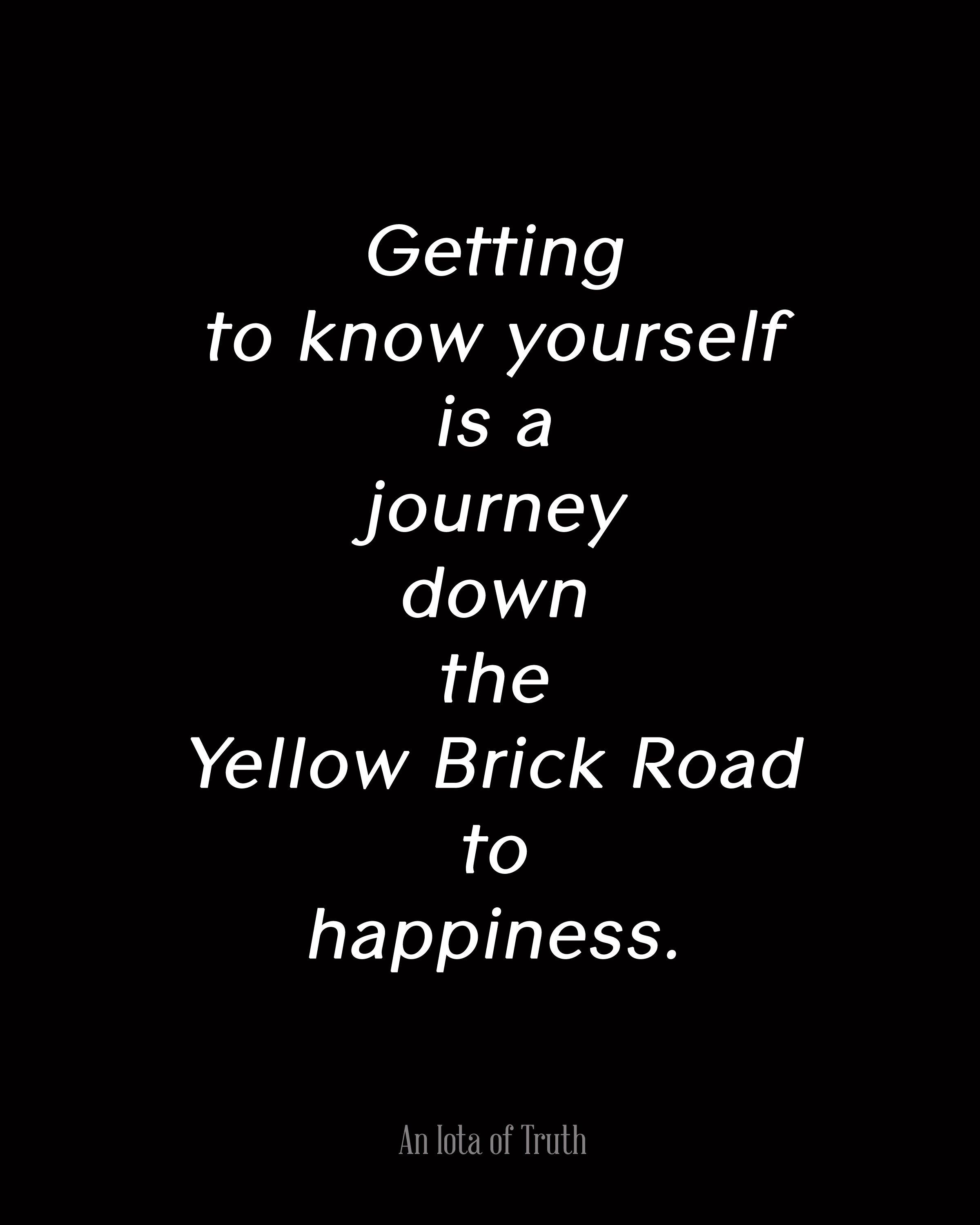 The Yellow Wallpaper Book Quotes The yellow brick road to 2400x3000