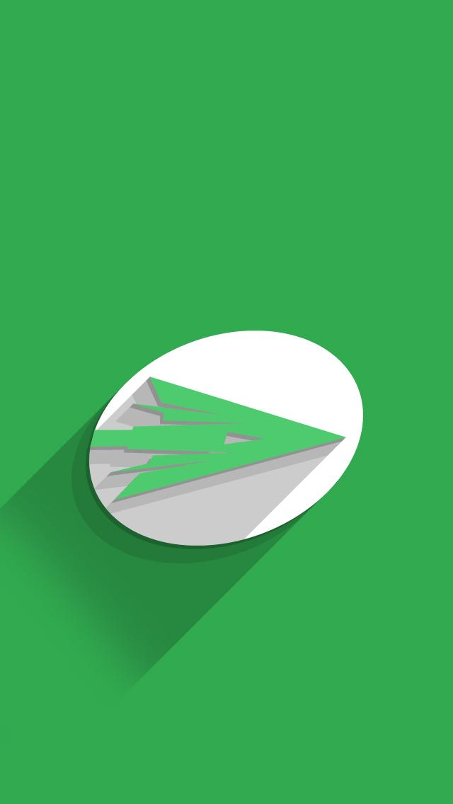 Green Arrow 640x1136