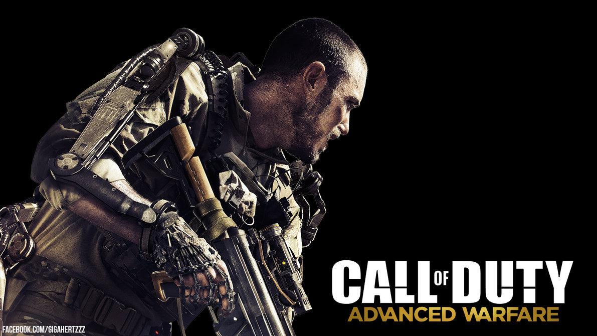 Call of Duty Advanced Warfare Wallpaper by GigaHertzzz 1191x670