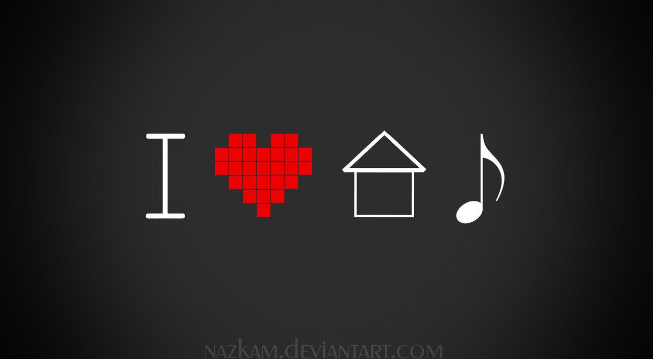 I love house music wallpapers wallpapersafari for I love deep house music