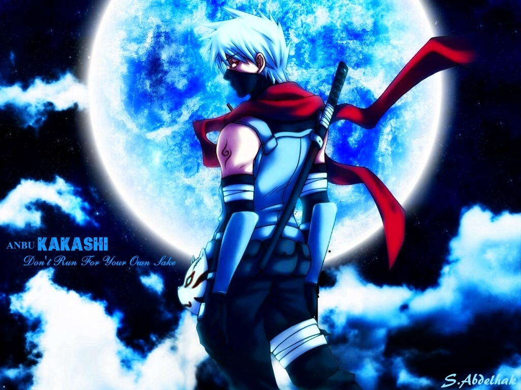 Benjamin Saga Kakashi Hatake Images and Wallpapers 1024x768
