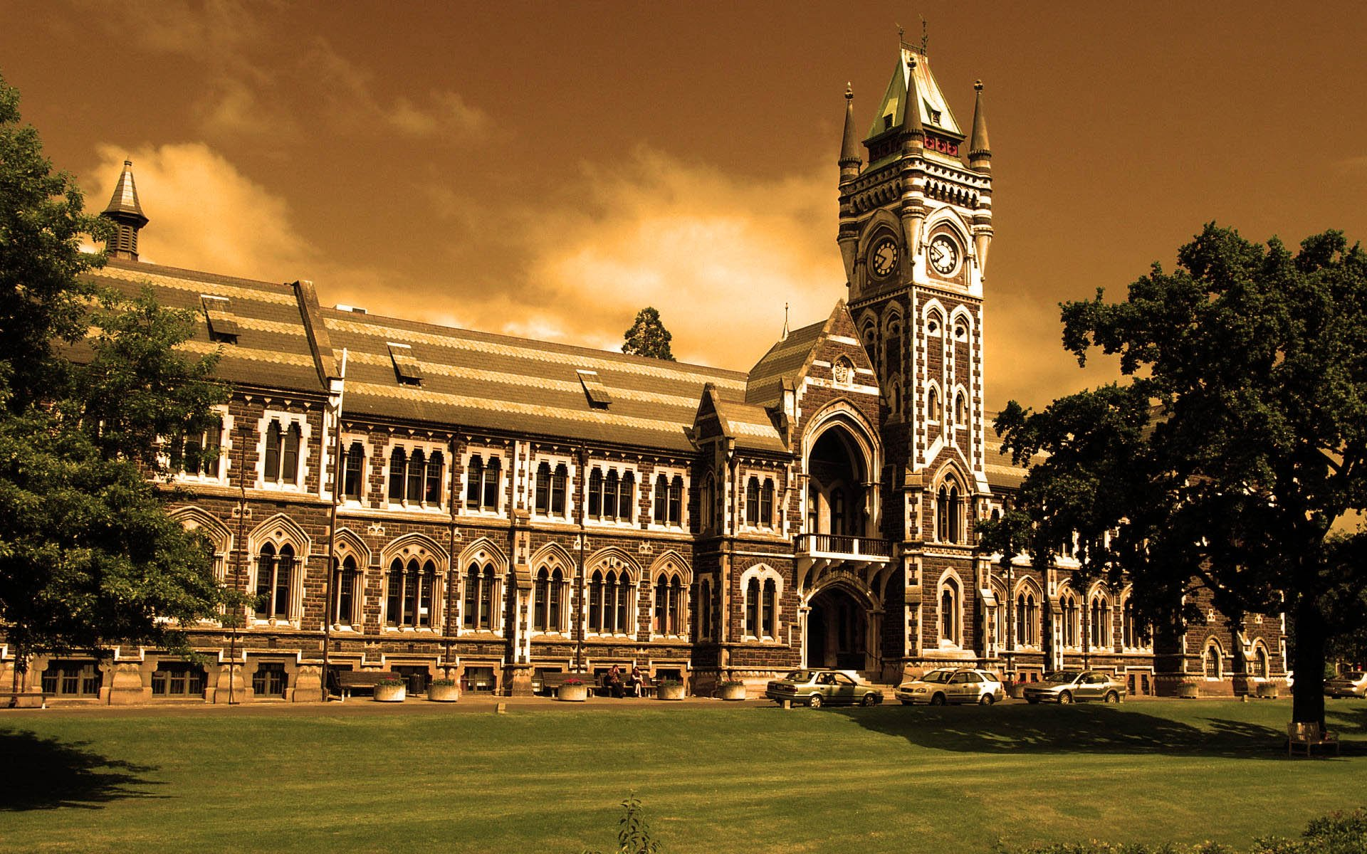 University of Otago   Cool Twitter Backgrounds 1920x1200