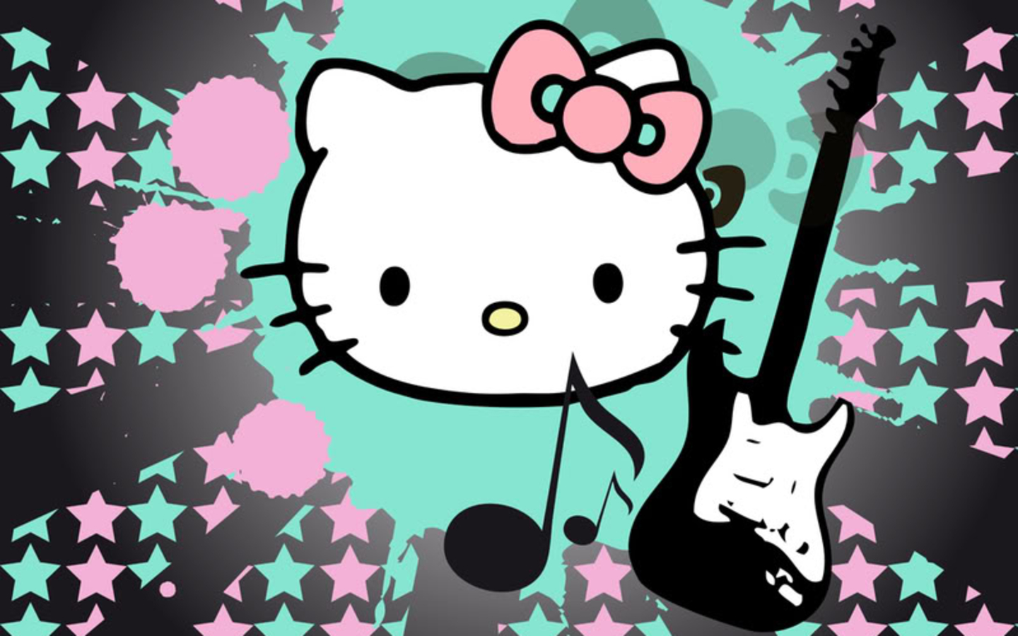 Hello Kitty Wallpaper ImageBankbiz 1440x900