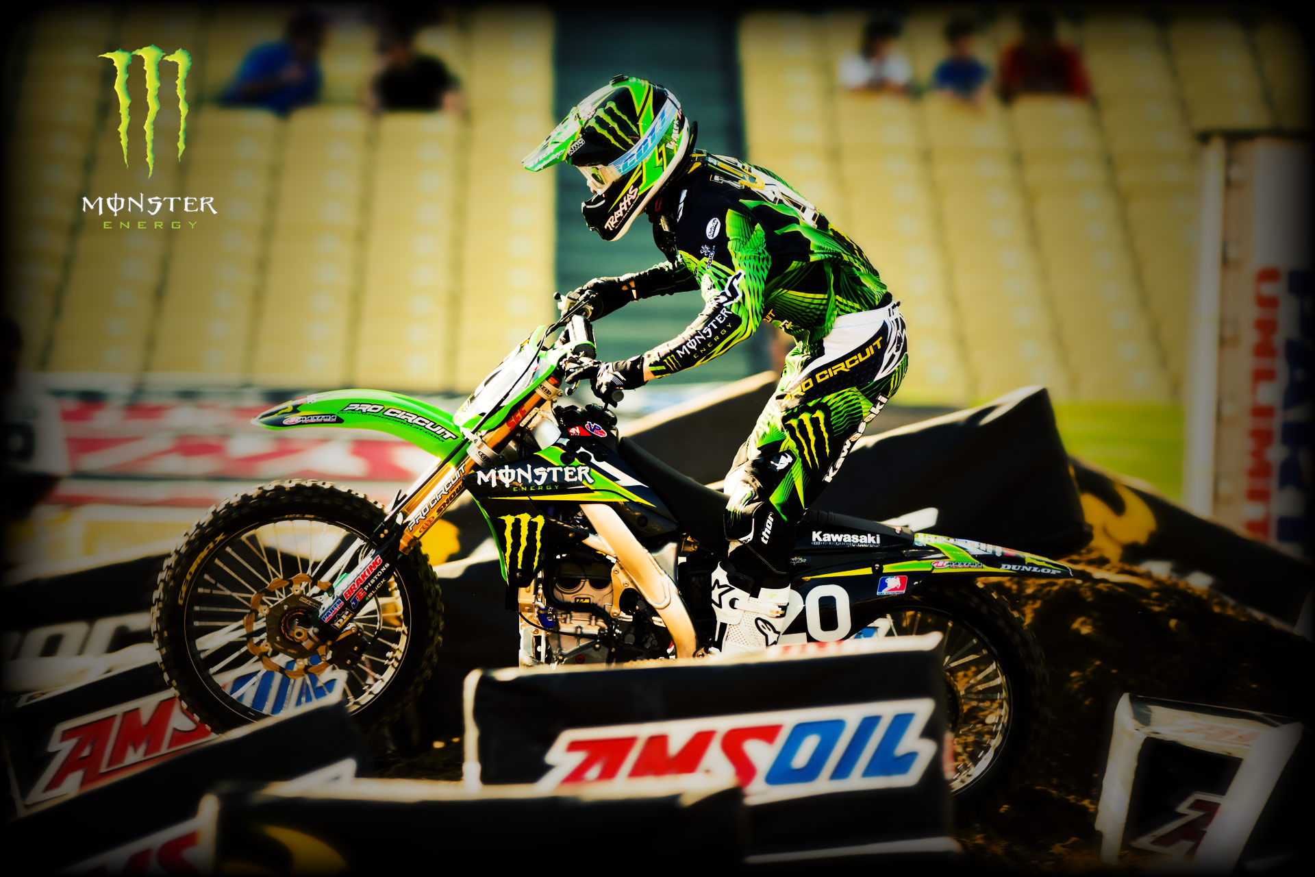 Iphone Wallpaper Monster Energy Supercross
