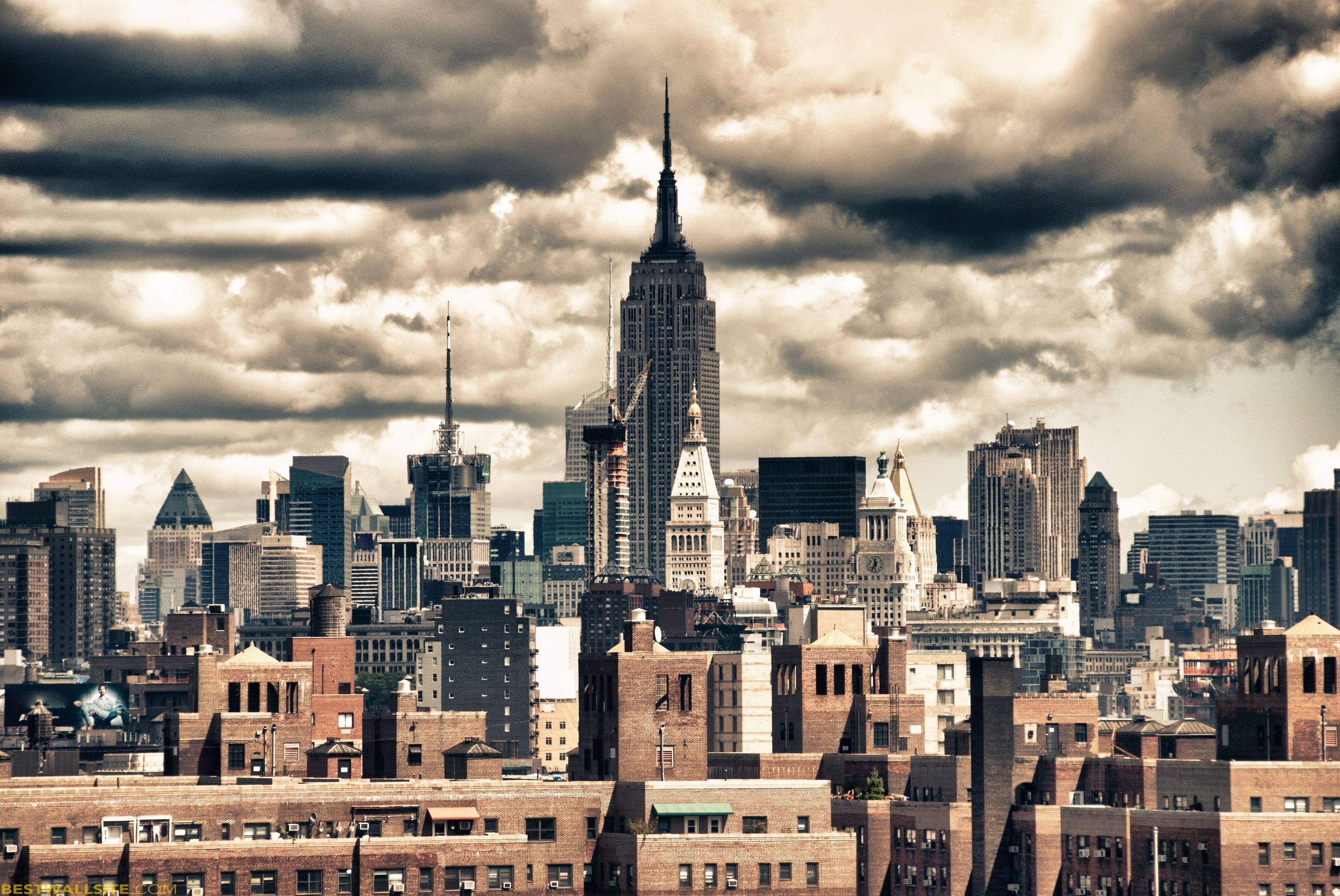Empire State Building BestWallSitecom 3534x2363