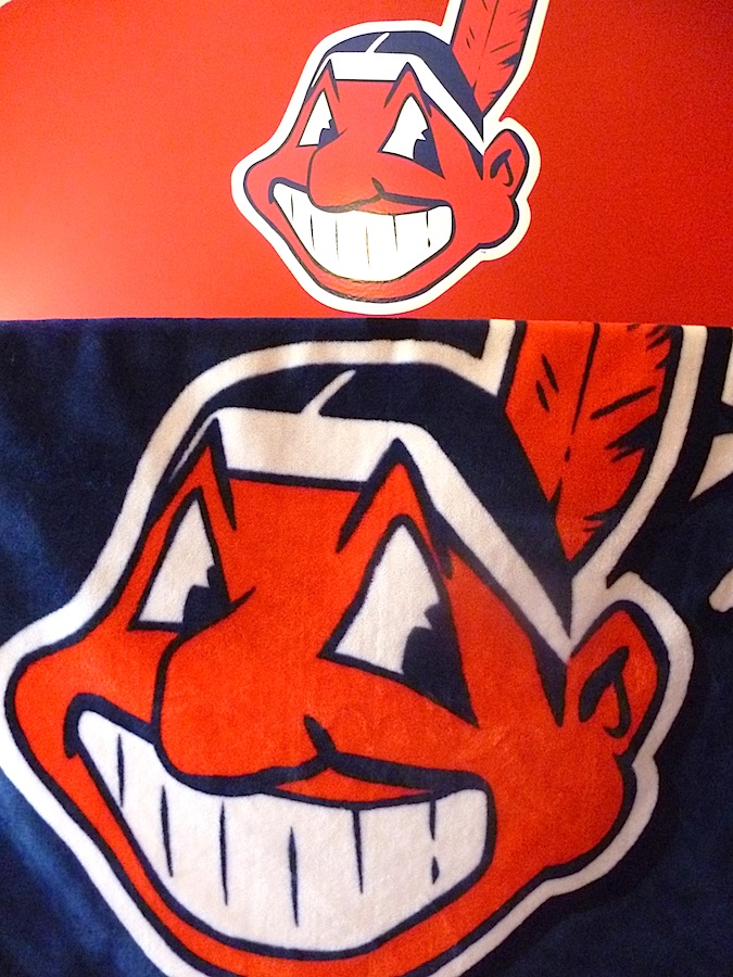 Cleveland Indians fans range in age from the very young to the ...