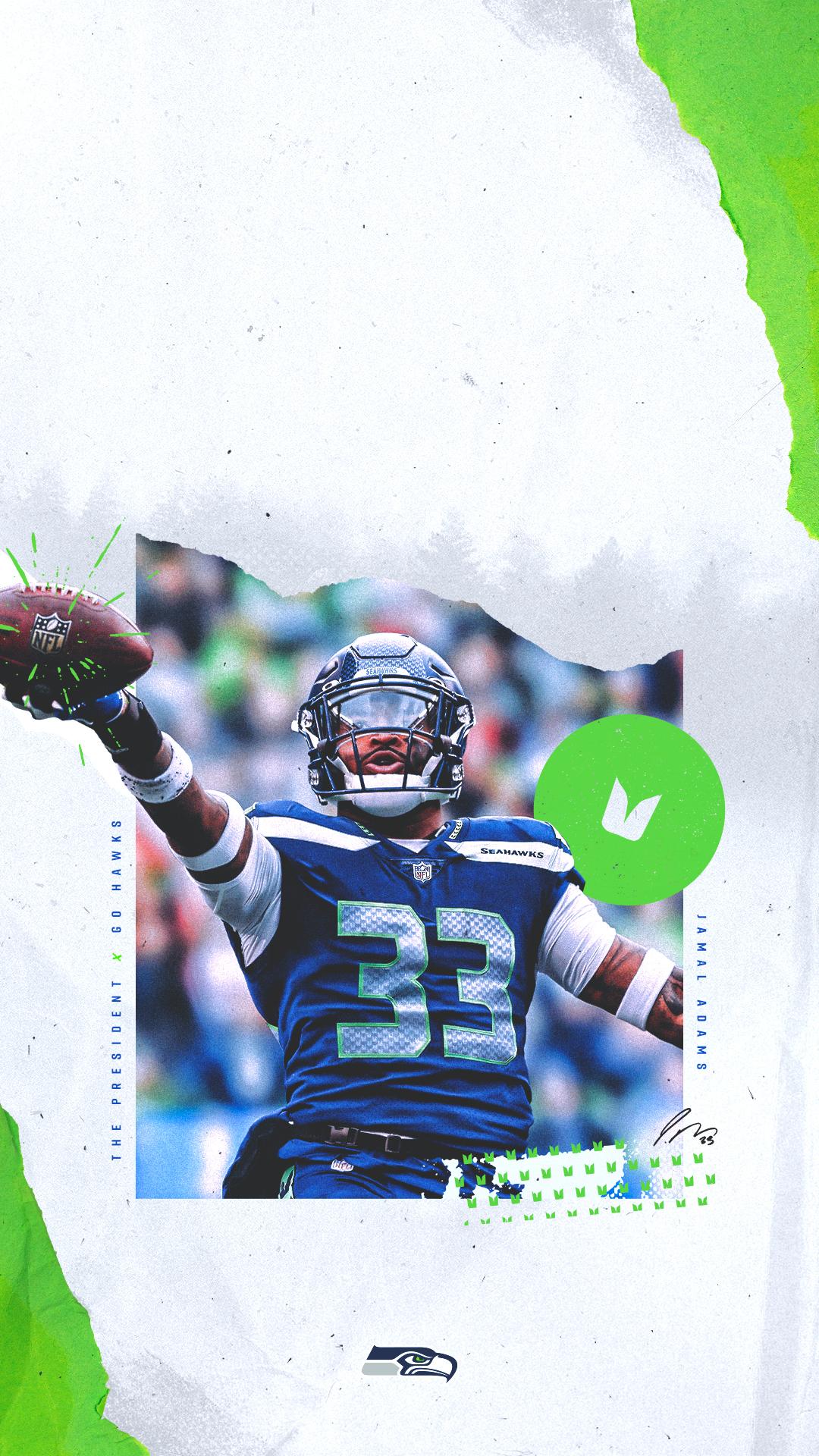 Seahawks Mobile Wallpapers Seattle Seahawks seahawkscom 1080x1920