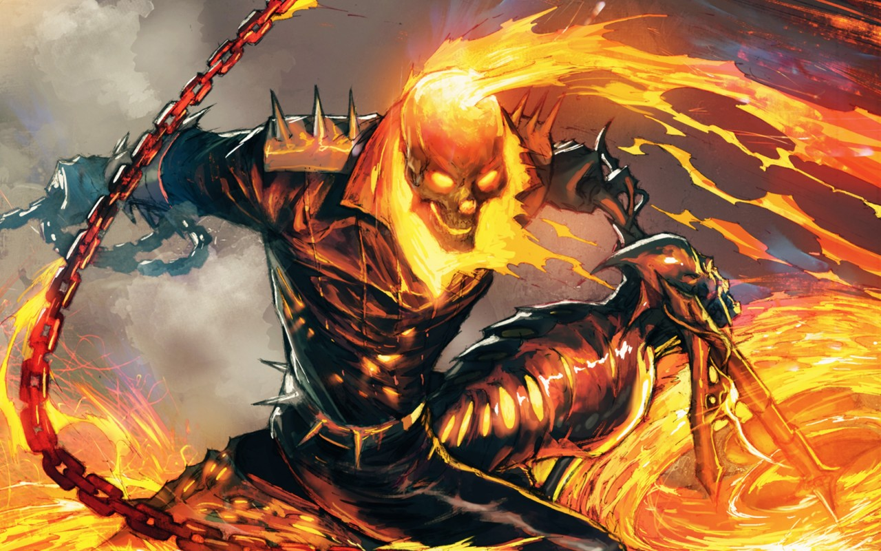 Ghost Rider 1280 x 800 Ghost Rider Wallpapers 1280x800