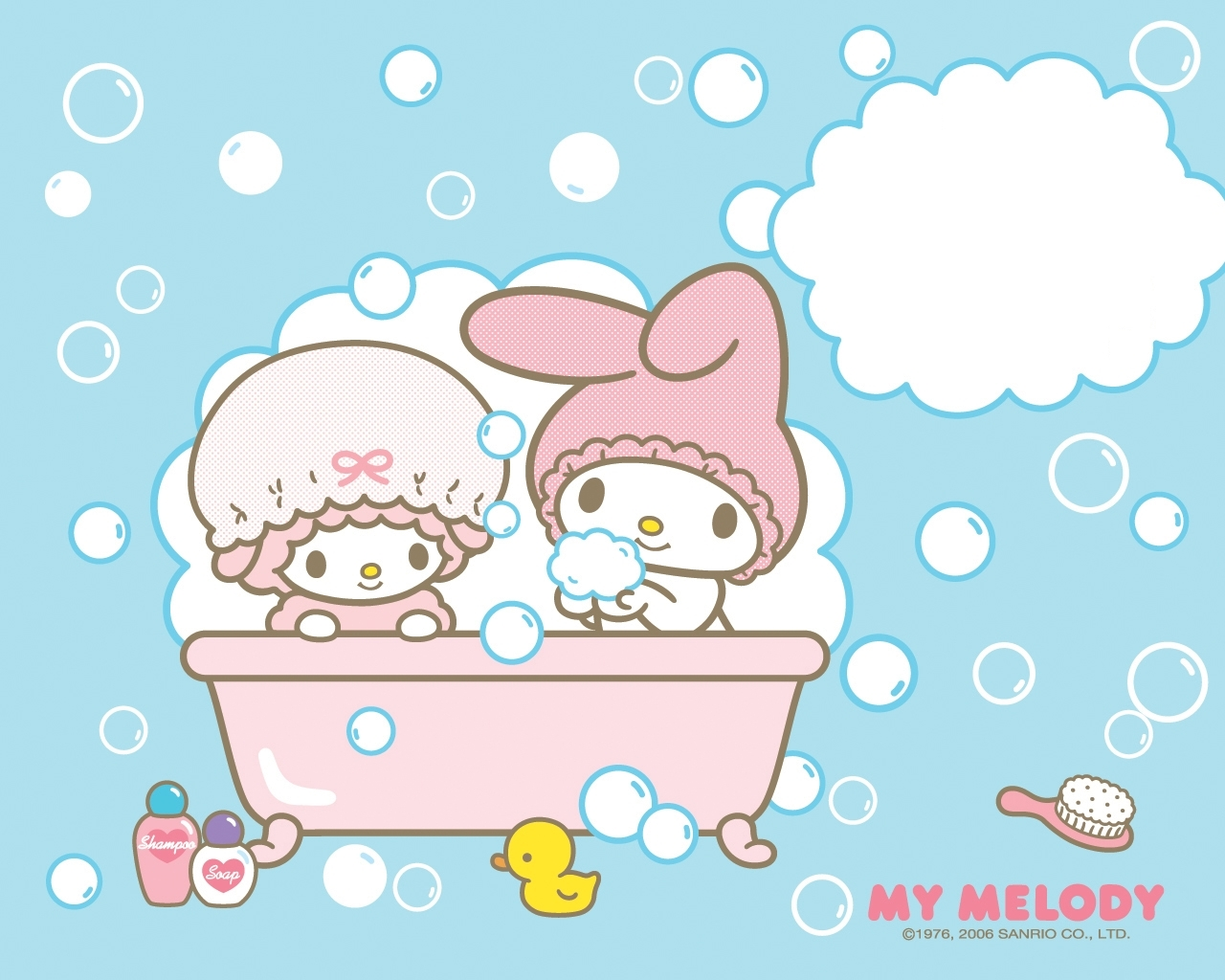 45+ Sanrio My Melody Wallpaper on WallpaperSafari