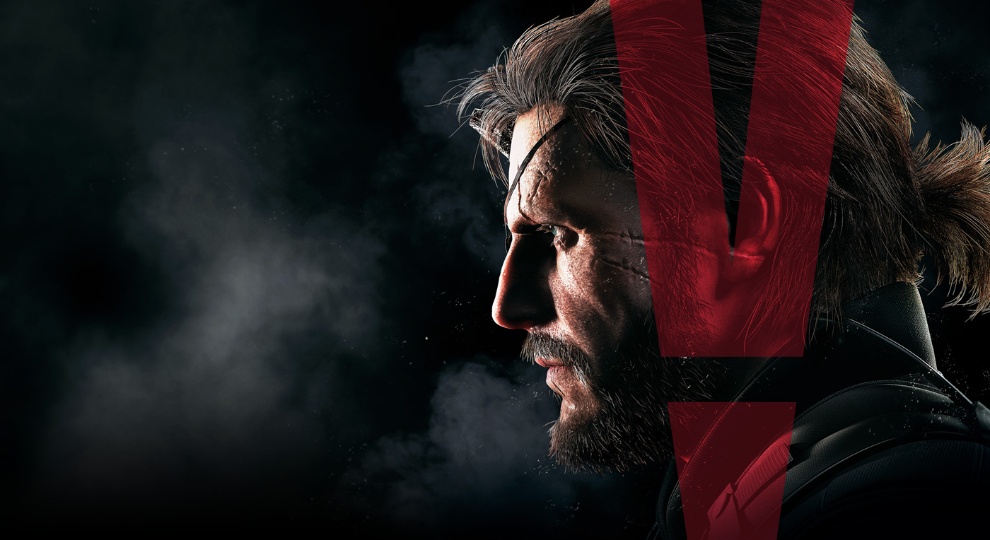 METAL GEAR SOLID V THE PHANTOM PAIN   Official Site 1400x764