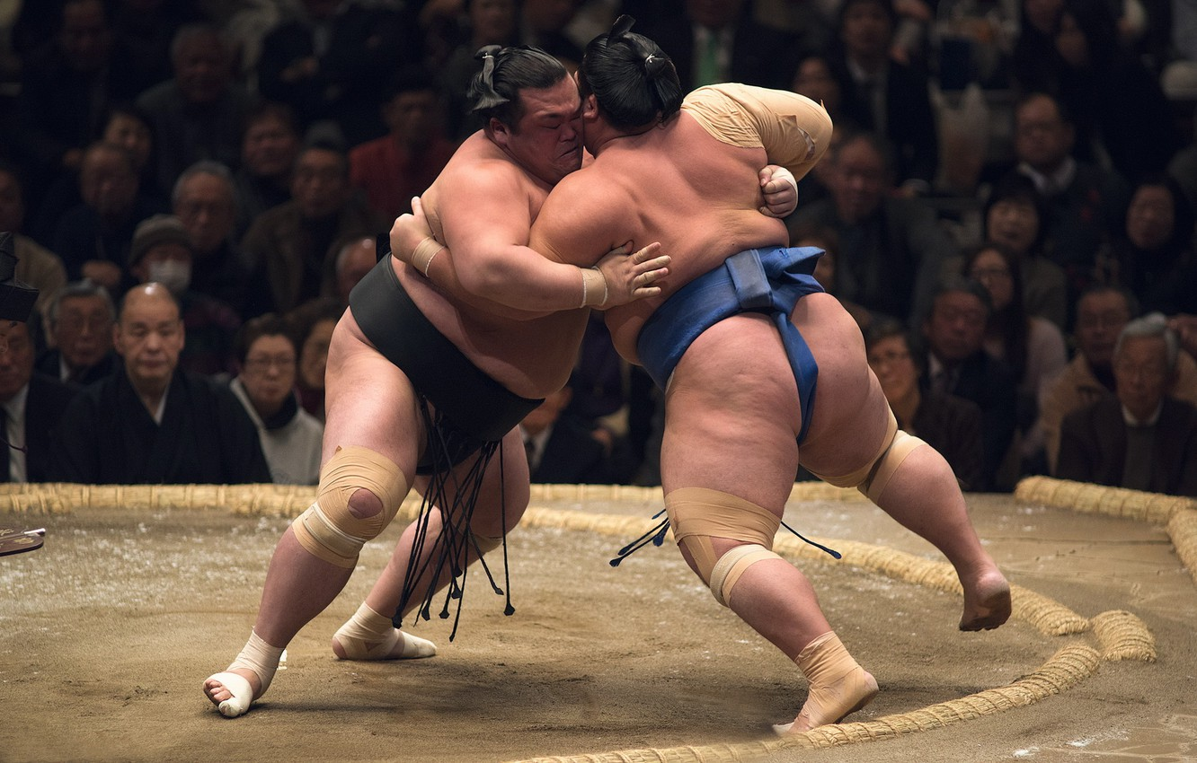Wallpaper sport fight sumo images for desktop section 1332x850