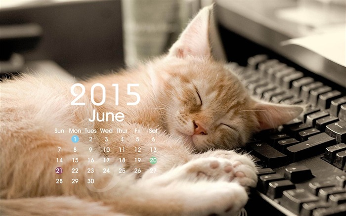 June 2015 Calendar Desktop Themes Wallpaper Wallpapers View 700x437