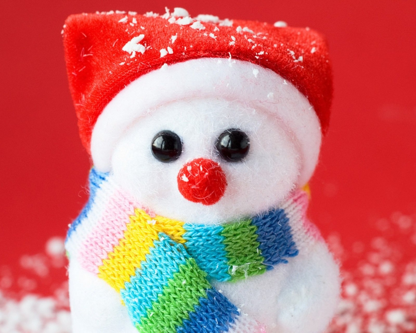 Christmas Snowman 1600x1280 wallpaper1600X1280 wallpaper screensaver 1600x1280