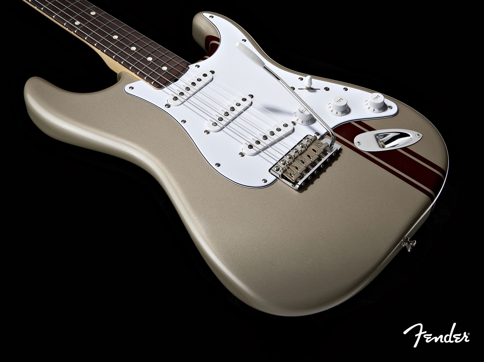 Fender Stratocaster Wallpaper by cmdry72 1601x1200