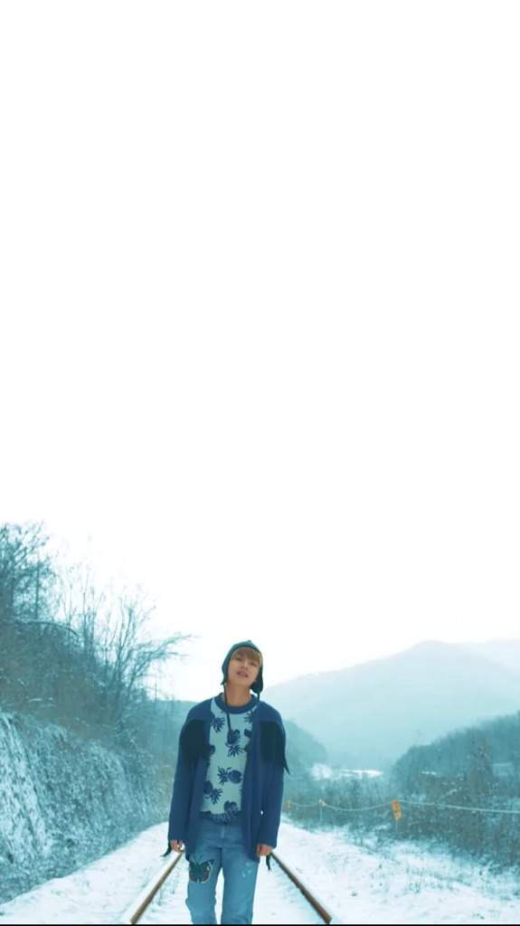 download BTS SPRING DAY WALLPAPERS ARMYs Amino [575x1024] for 575x1024