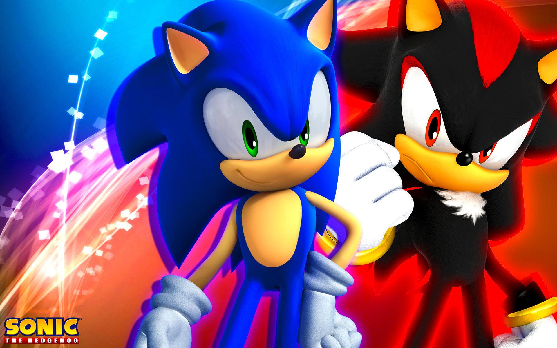 Badass dark sonic wallpapers wallpapersafari - Sonic et shadow ...
