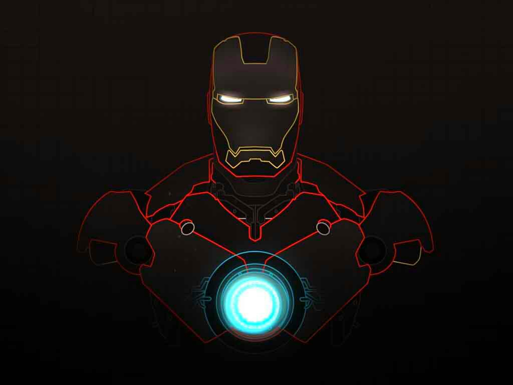 Android Iron Man Wallpaper Wallpaper 1024x768