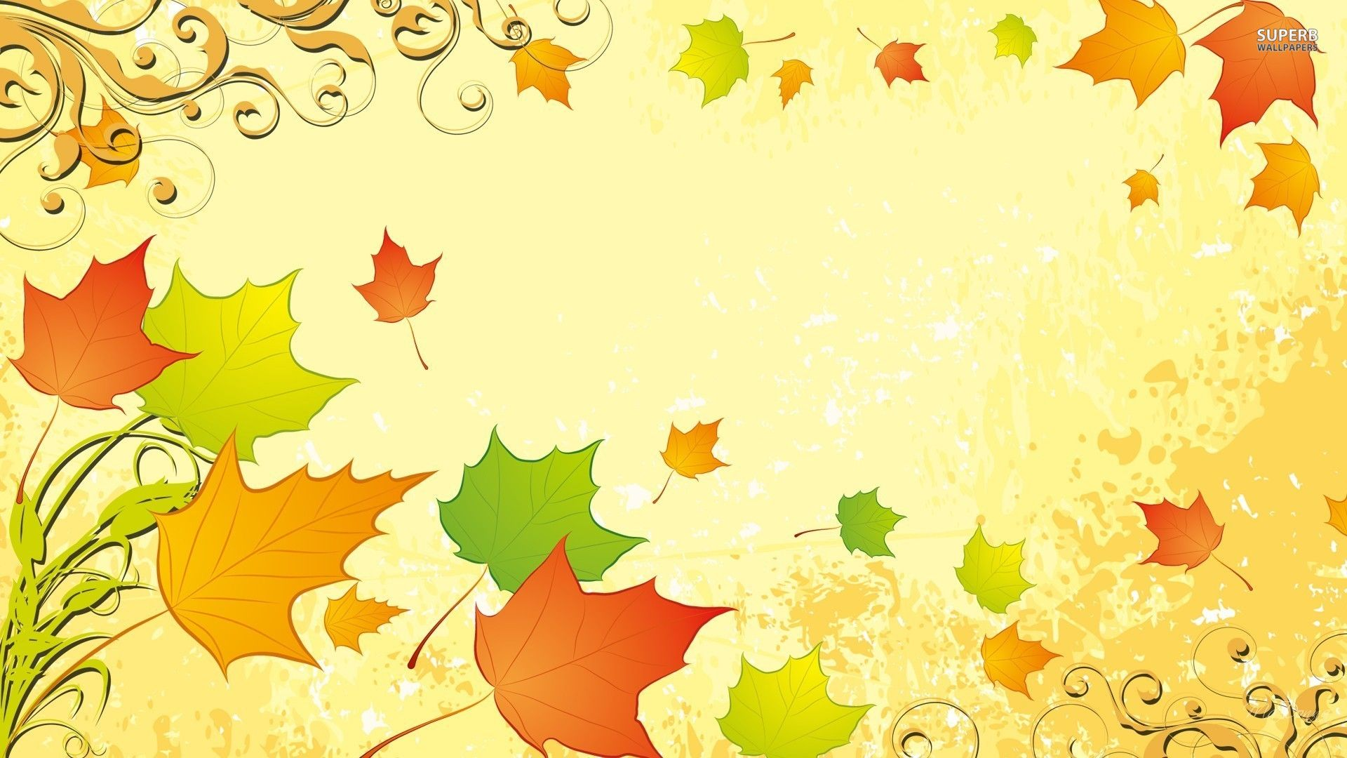 Wallpapers Autumn Leaves 1920x1080