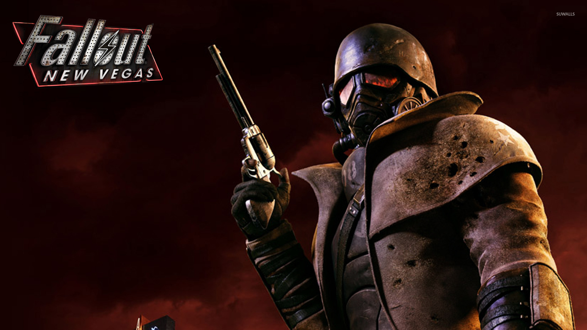 Free Download Fallout New Vegas 7 Wallpaper Game Wallpapers