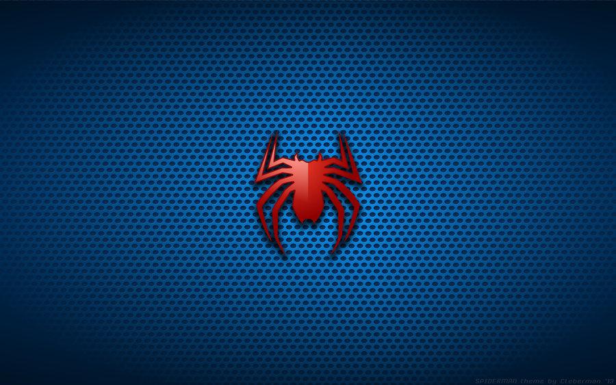Amazing spider man logo wallpaper - photo#48