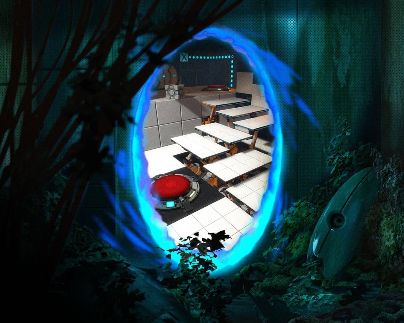 Portal 2 Wallpapers in full 1080P HD GamingBoltcom Video Game 1350x1080