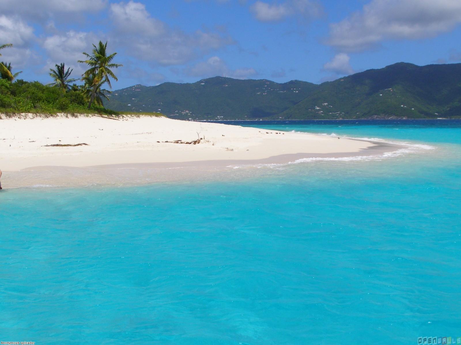 caribbean beach 1600x1200