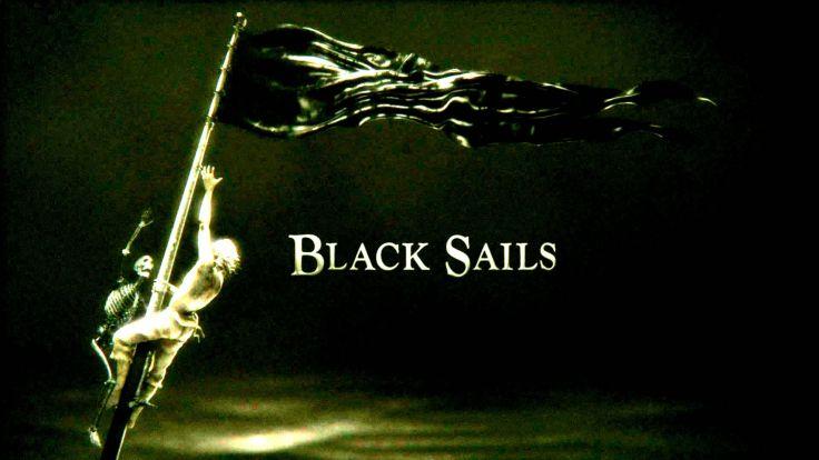 BLACK SAILS adventure drama fantasy series television pirates pirate 736x414