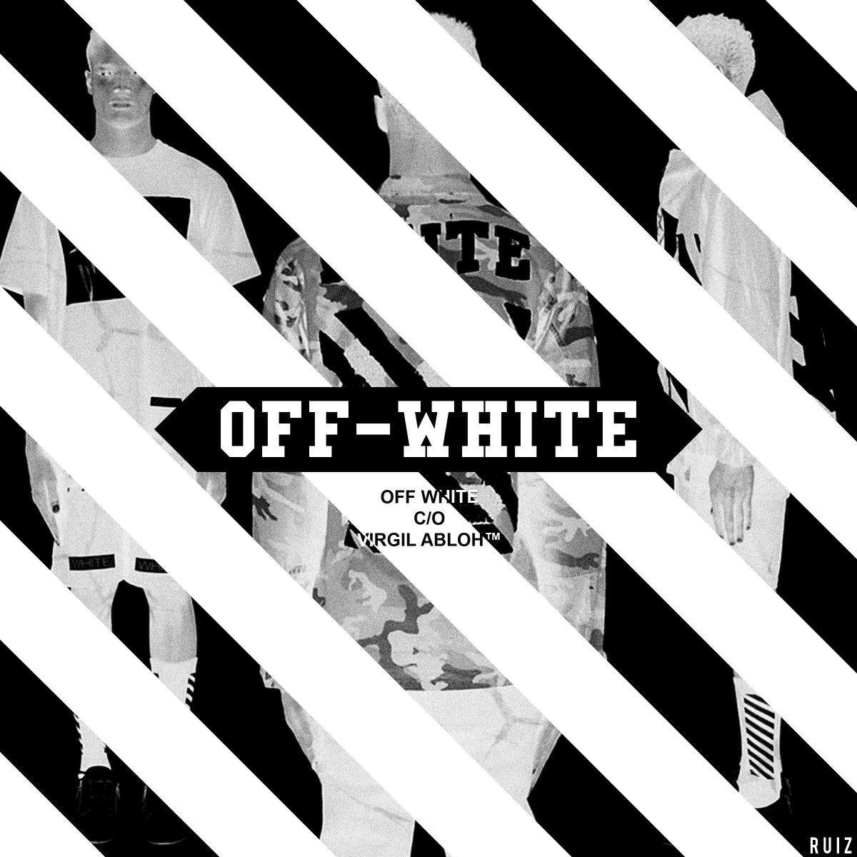 94 Off White Wallpapers On Wallpapersafari