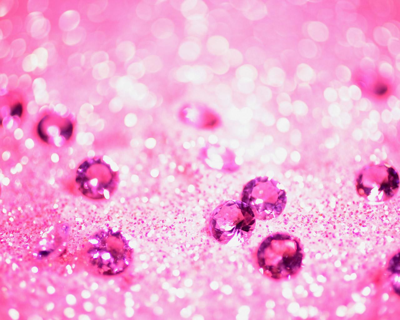 Pink Diamond Desktop Wallpaper Pink Wallpaper Backgrounds 1280x1024