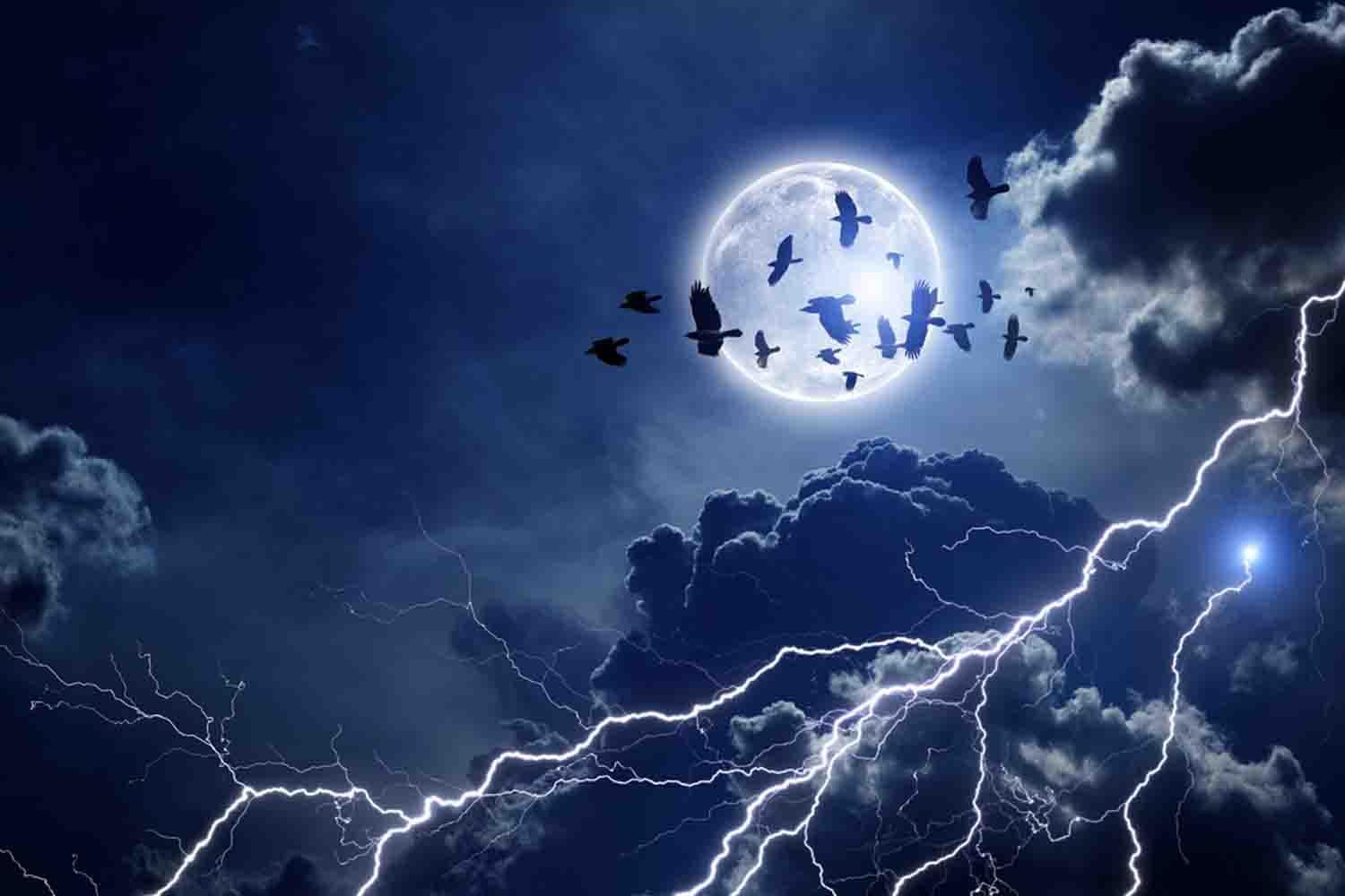 Thunderstorm Wallpaper for Android   APK Download 1500x1000