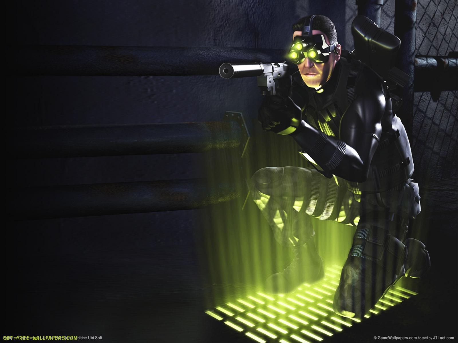 Download Splinter Cell Wallpaper 1600x1200
