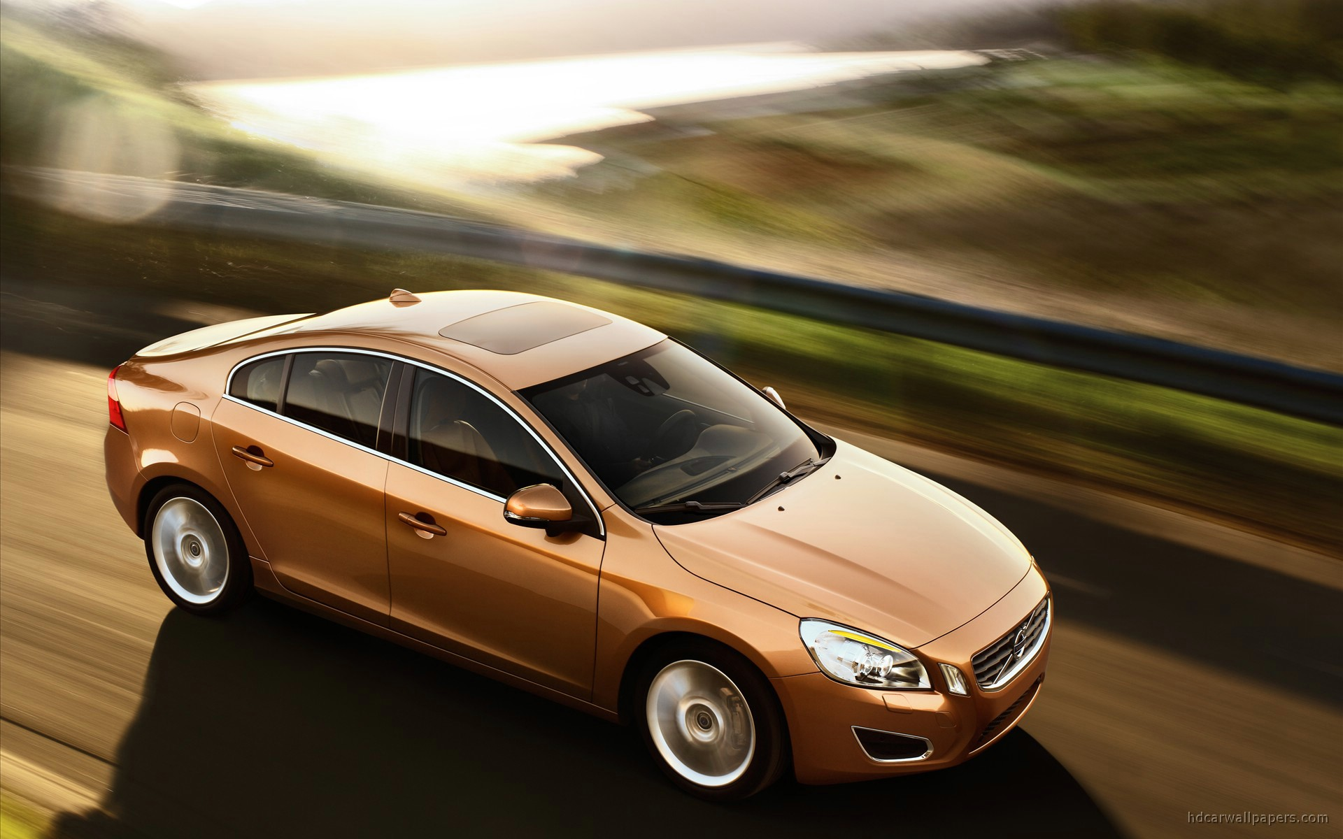 2011 Volvo S60 2 Wallpaper HD Car Wallpapers 1920x1200
