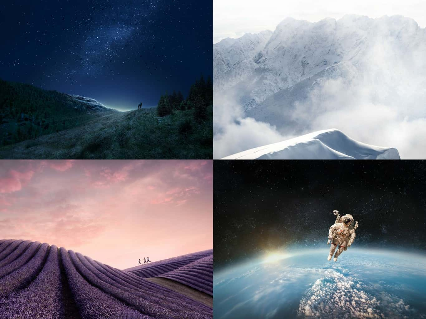 Galaxy S8 Wallpapers Pop Up This Time In A 43 Aspect Ratio 1366x1024