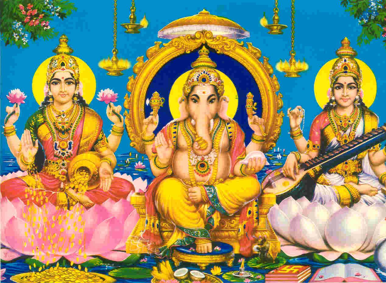 Hindu Gods Photos 1267x930