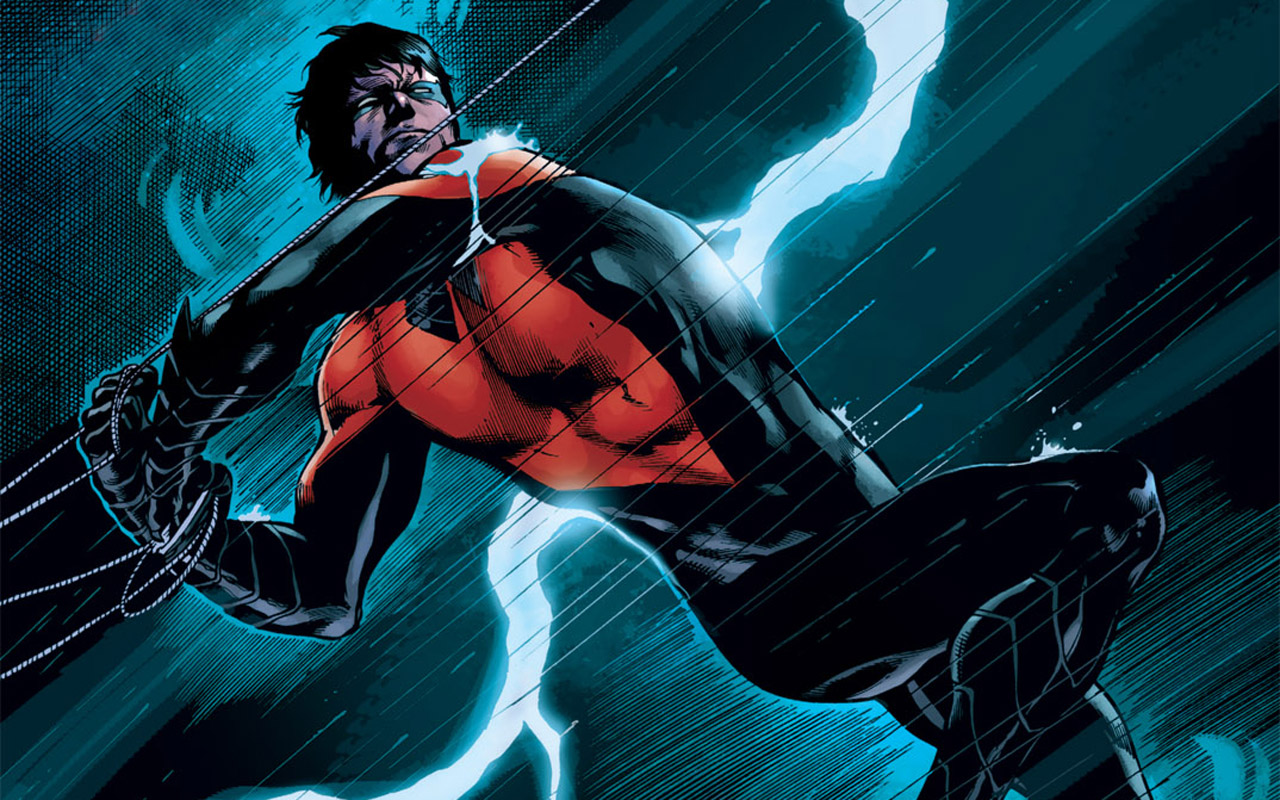 Nightwing Computer Wallpapers Desktop Backgrounds 1280x800 ID 1280x800