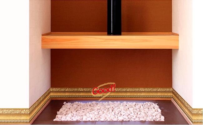 Mouldings With Wallpaper Joy Studio Design Gallery   Best Design 650x400