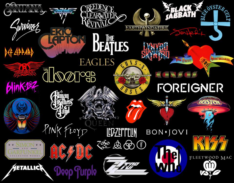 classic rock bands wallpaper wallpapersafari