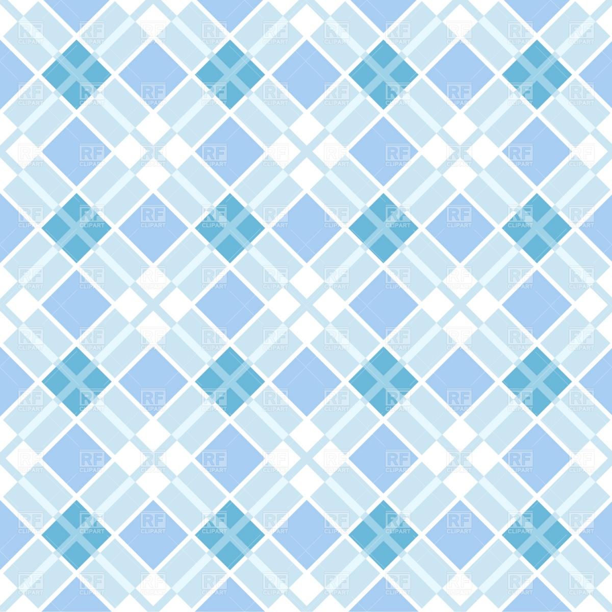 Blue Checked Wallpaper Wallpapersafari