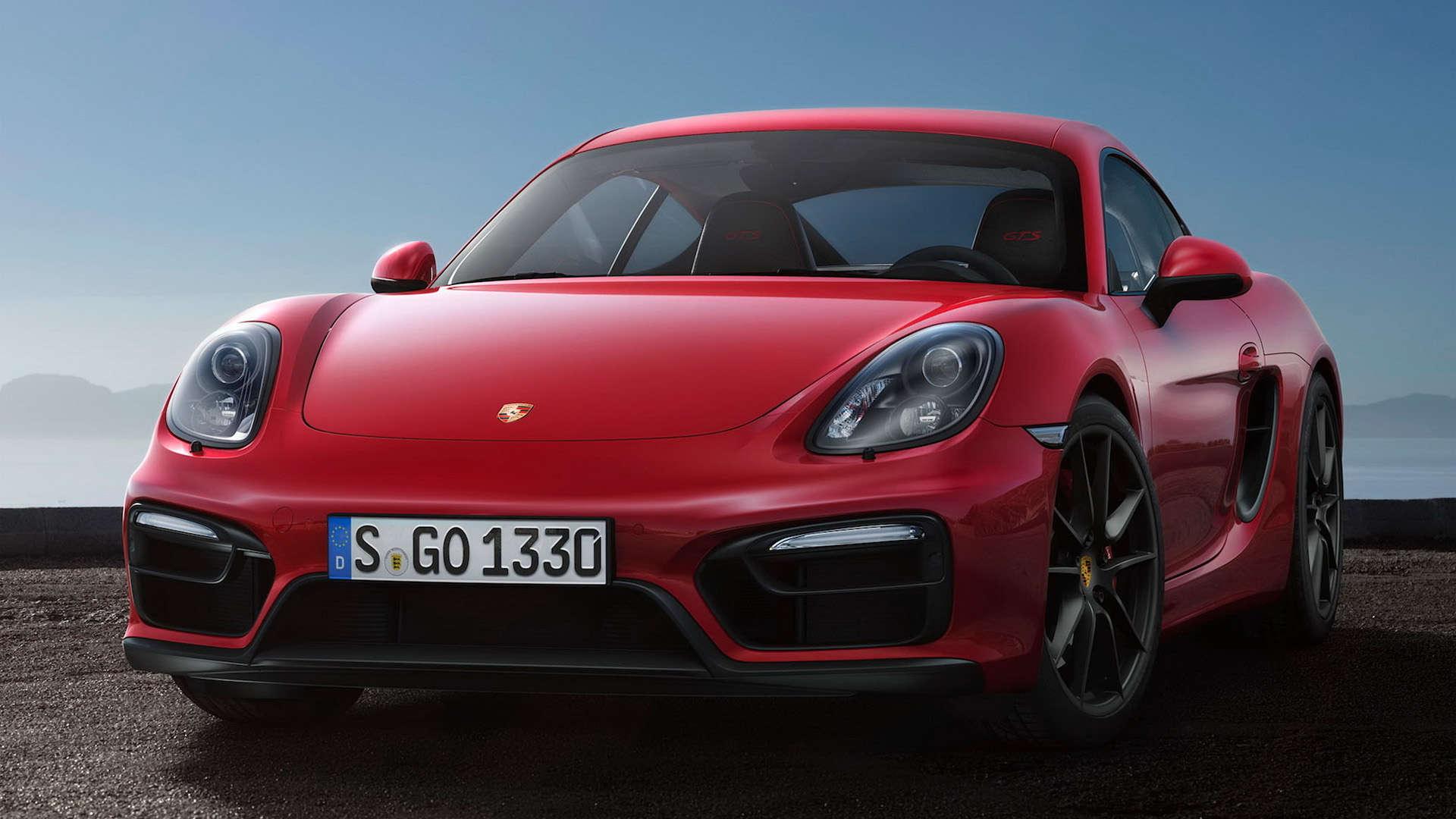 Wallpaper 2014 Porsche Cayman GTS HD Wallpaper 1080p Upload at March 1920x1080