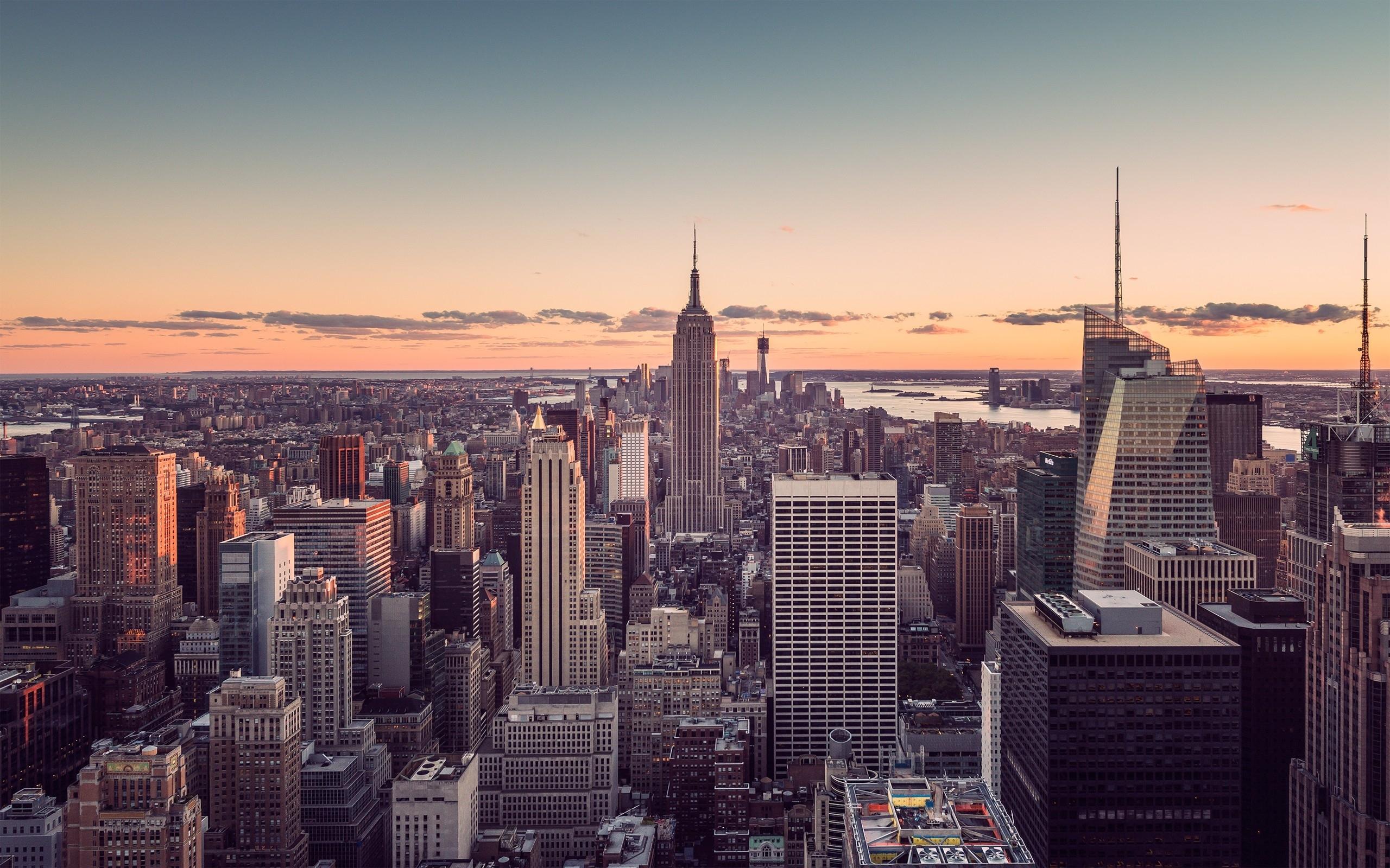 New York State Wallpaper 2560x1600