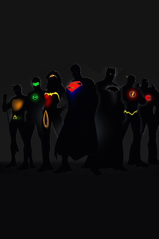 Superhero Wallpapers For IPhone 12 640x960