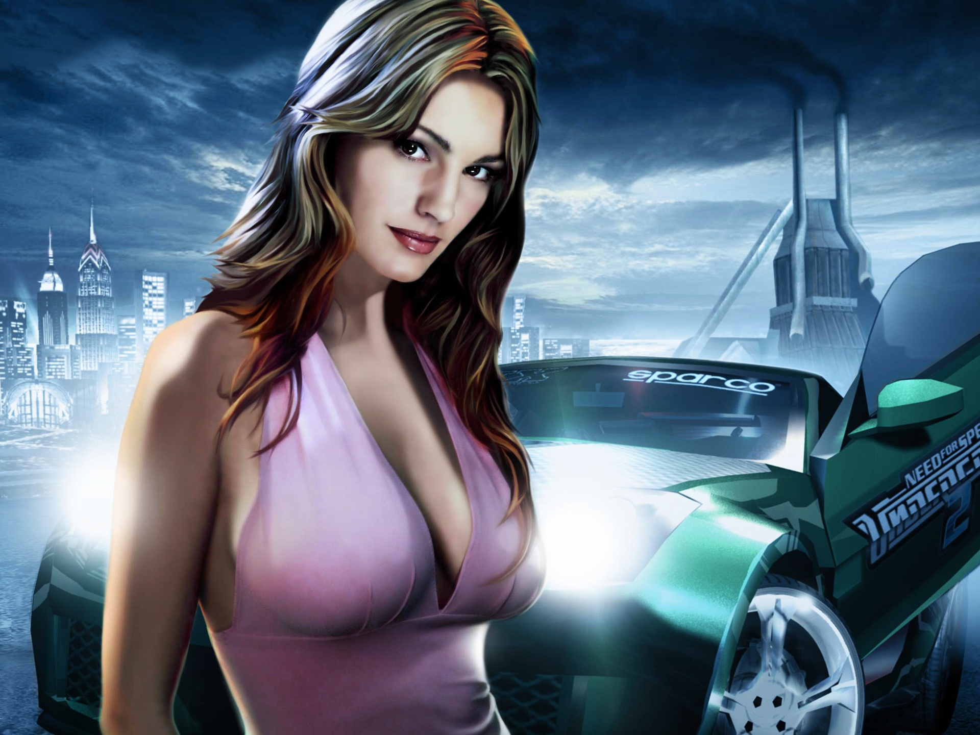 Need For Speed Girl Wallpapers HD Wallpapers 1920x1440