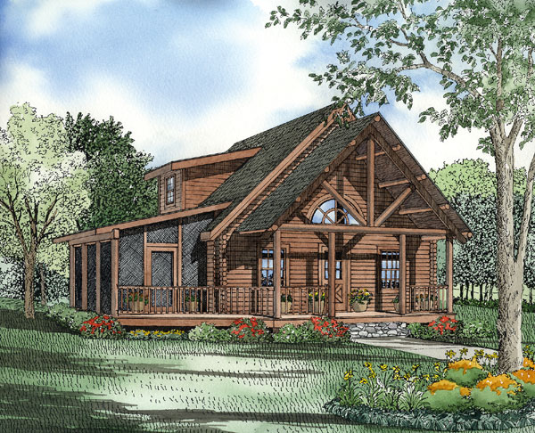 Log Cabin House Plans Search Pictures Photos 600x486