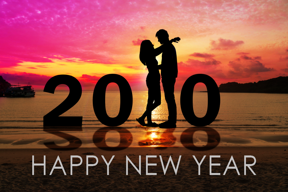 Happy New Year 2020 Images greetings   New Year 2020 Wallpapers 1000x667