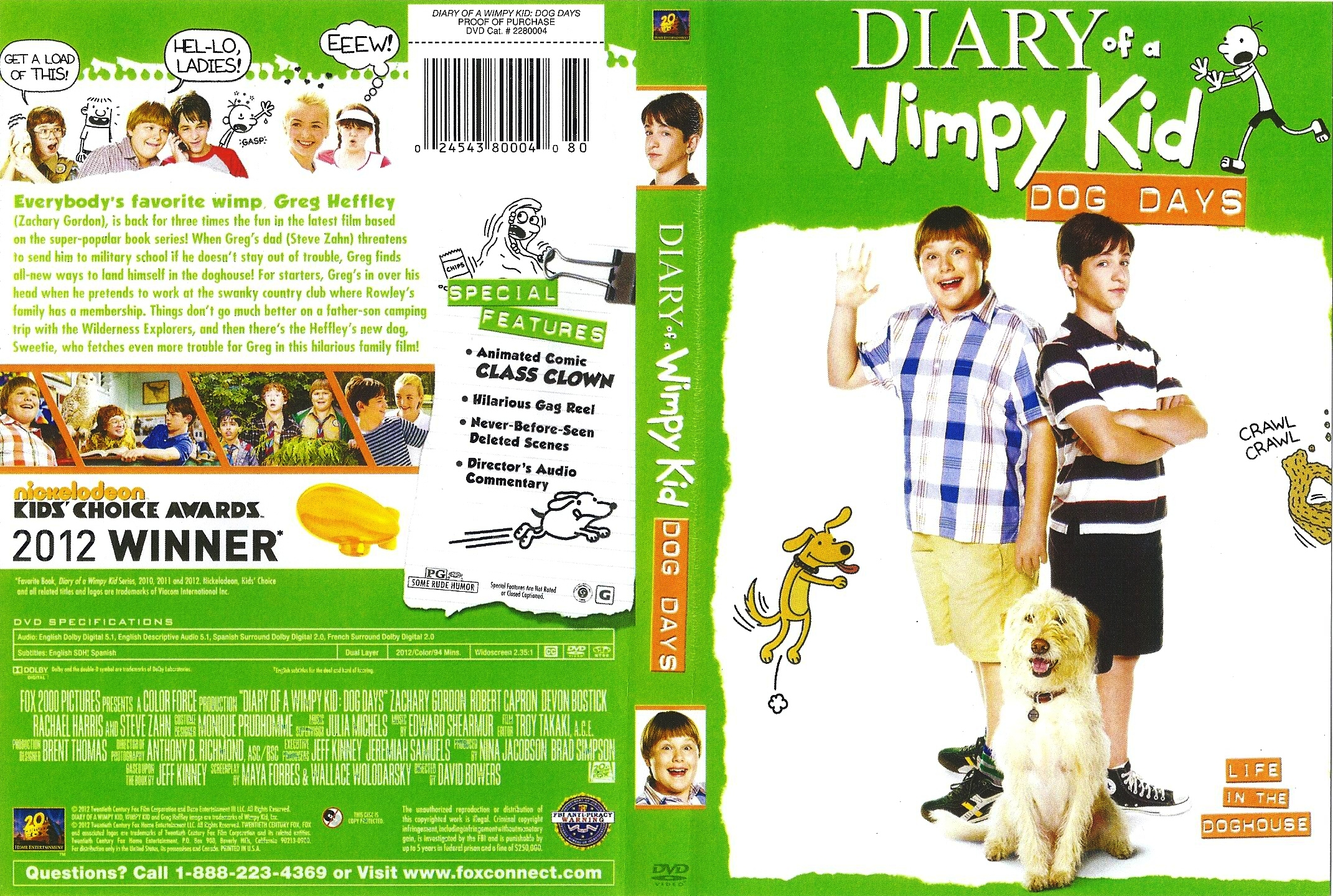 Most viewed Diary Of A Wimpy Kid Dog Days wallpapers 4K Wallpapers 2142x1440